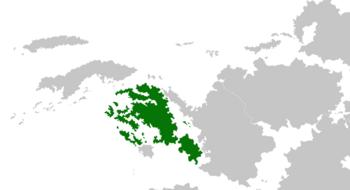 Location of Cryria
