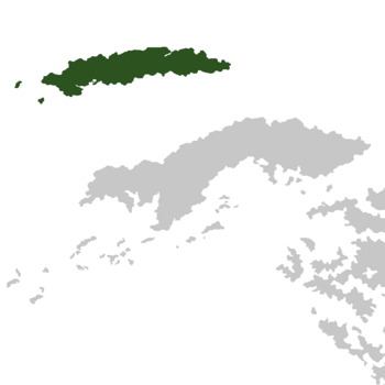 A map showing the location of Mexregiona off the coast of Novaris