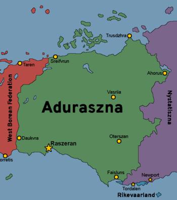 Aduraszna in Borea